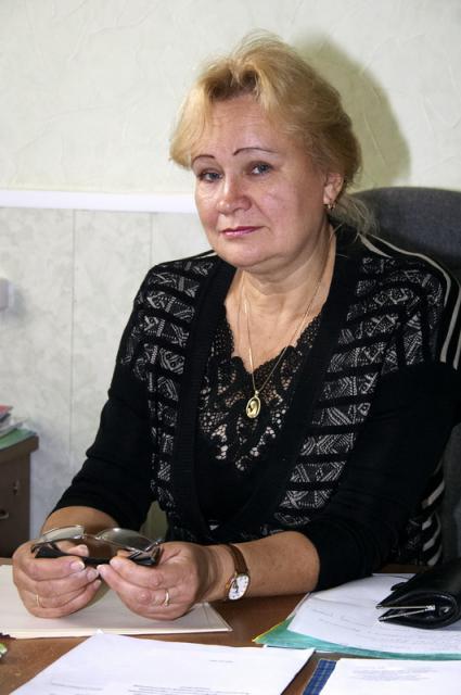 Декан ЕГФ С.И. Алферова